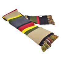 Doctor Who 4th Doctor 12 Foot Long Deluxe Scarf Scarves