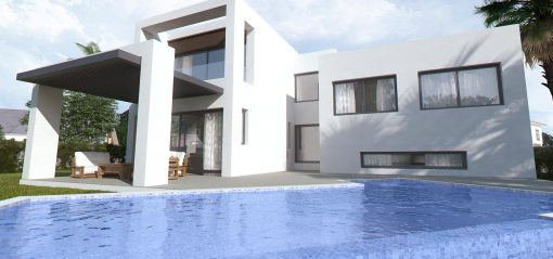 New Mirador del Paraiso Villas for Sale