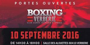 Portes ouvertes au Boxing Club @ Salle les Alouettes | Verberie | Nord-Pas-de-Calais Picardie | France
