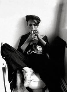 David Bowie Reading