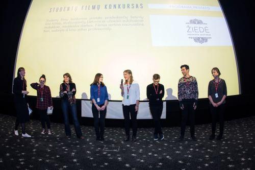 BACK (NAMO) Premiere at Vilnius IFF