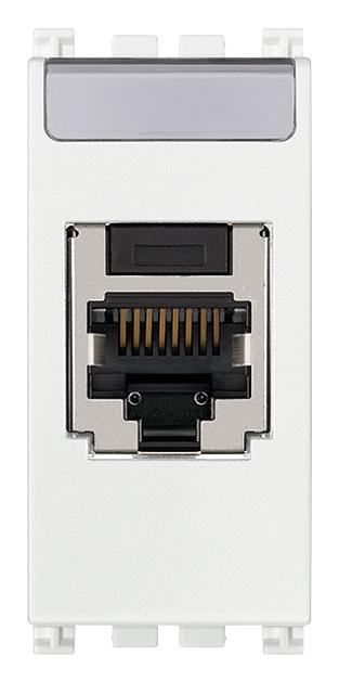Product Catalogue - RJ/EDP socket outlets RJ45 Cat5e Panduit FTP