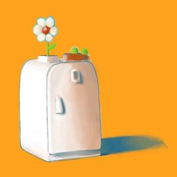 enlevez les mauvaises odeurs dans votre frigo. Black Bedroom Furniture Sets. Home Design Ideas