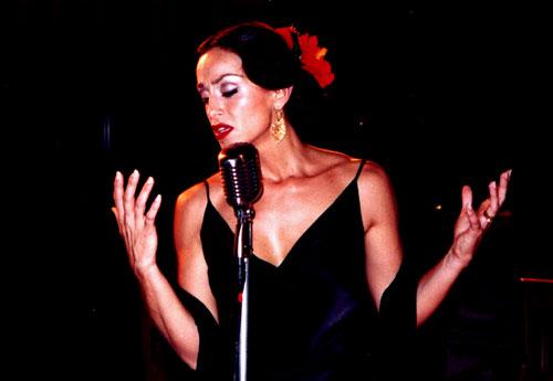 A woman sing fado in Lisbon, Portugal. / Picture: patrimoniosdelahumanidad.com