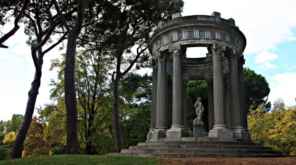 Parque El Capricho, Madrid. / Picture: barbararosillo.wordpress.com.