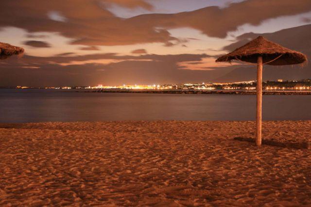 El Faro Beach, Marbella, Málaga. / Picture: objetivomalaga.diariosur.es