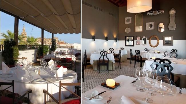 Restaurantes El Mirador de Sevilla y El Gourmet Canario de Tenerife
