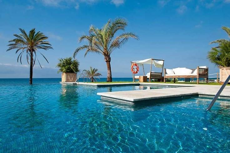Piscina Beach Club Estrella del Mar