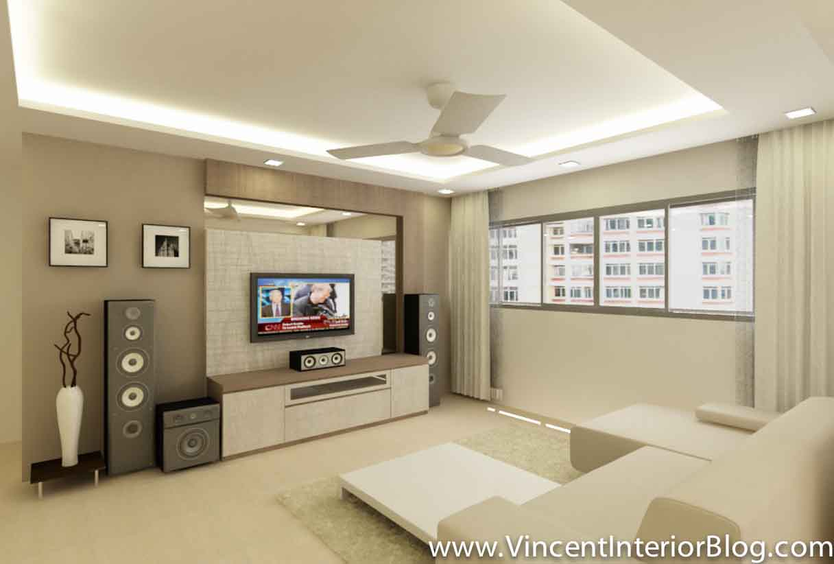 3 room hdb flat renovation design joy studio design for Interior design for 5 room hdb flat