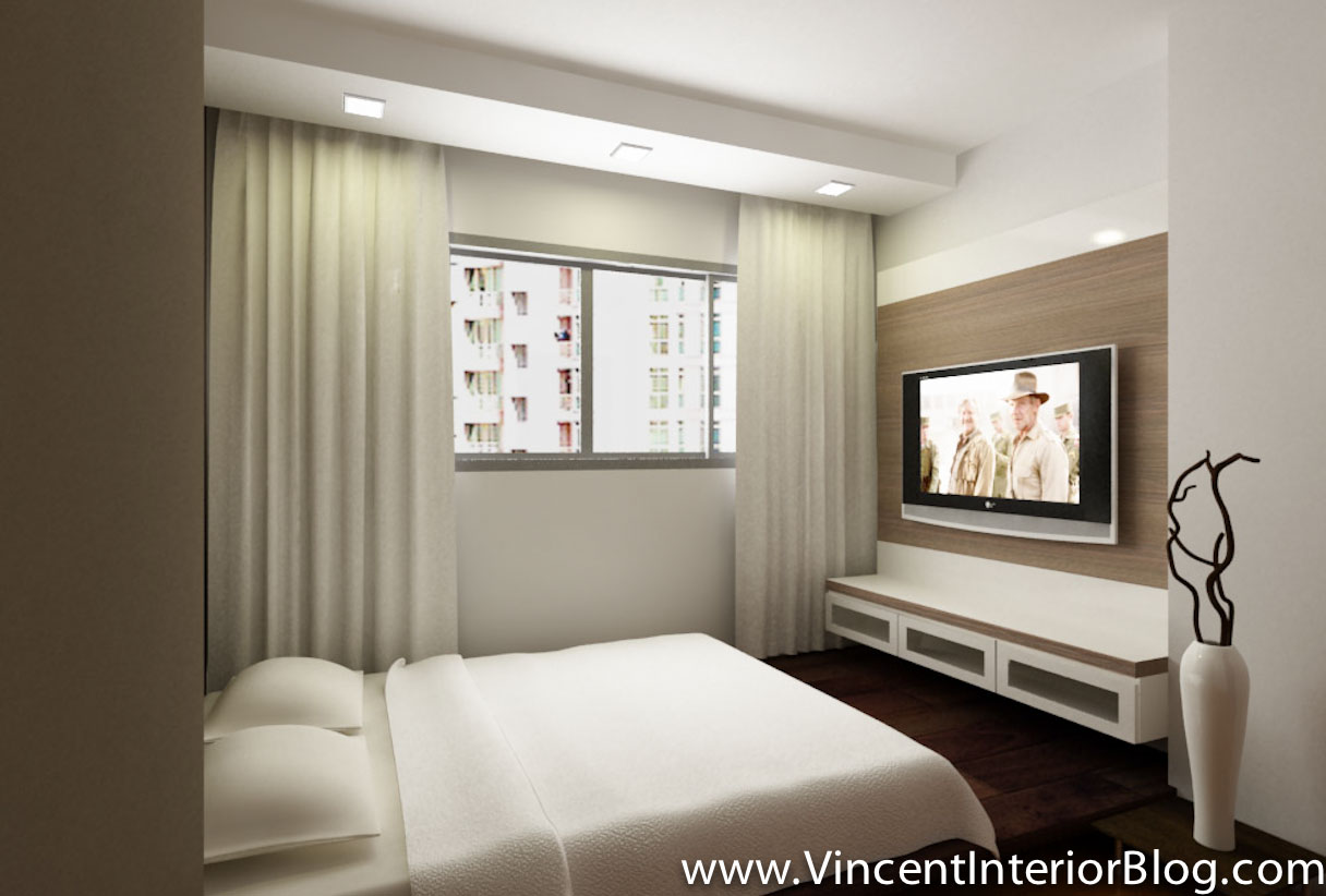 3d Wallpaper Singapore Woodland 4 Room Hdb Renovation By Behome Design Concept