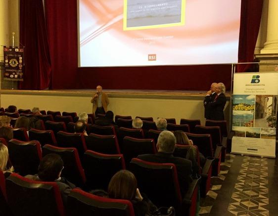 presentazione film romero
