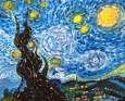 "Van Gogh ""Starry Nights""- Spacial Event"