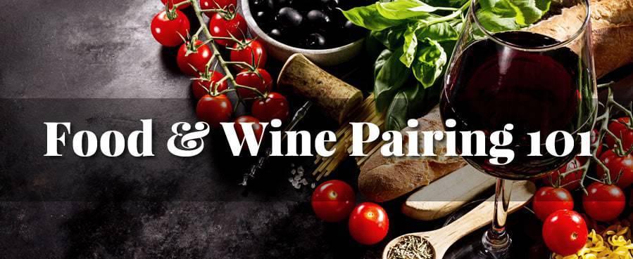 Food  Wine Pairing 101 at the Wine School of Philadelphia