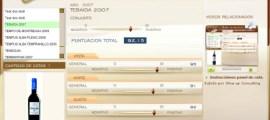 TEBAIDA 2007 - 92.15 PUNTOS EN WWW.ECATAS.COM POR JOAQUIN PARRA WINE UP
