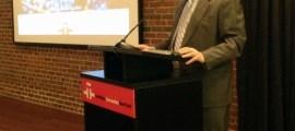 Carlos Moro charla Instituto Cervantes