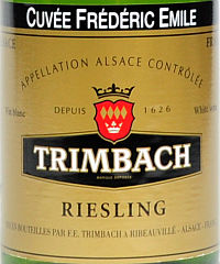 Trimback Riesling Fred Emil