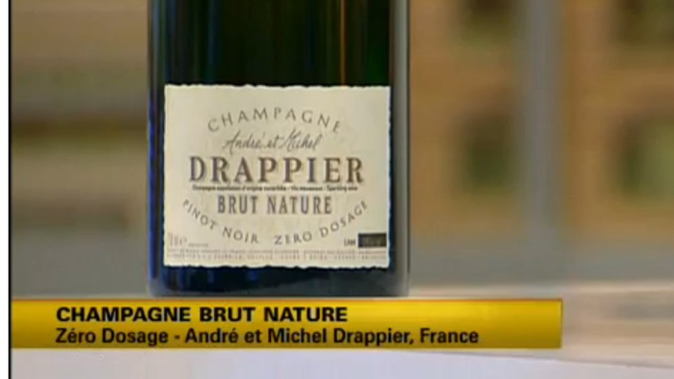 Champagne Drappier Philippe Lapeyrie TVA