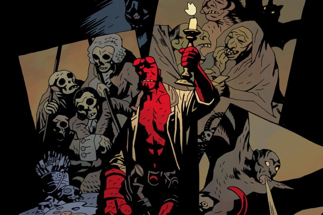 A new Hellboy Film in the works, but it's not Hellboy 3