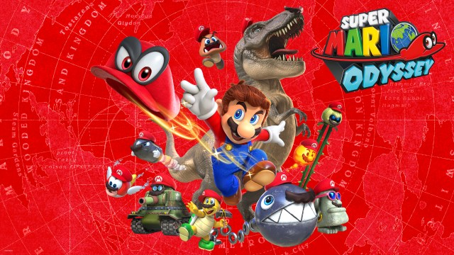 What's The Deal With: Super Mario Odyssey – First Impressions