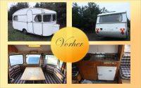 Oldi-Wohnwagen restaurieren in der Praxis | Vintage Caravan