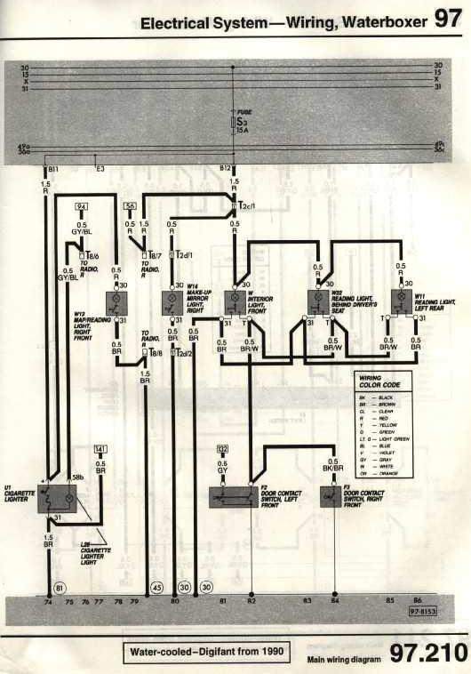 VintageBusCom - VW Bus (and other) Wiring Diagrams