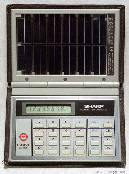 Sharp EL-825