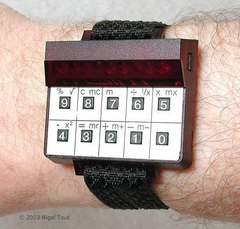 Wrist Calculators