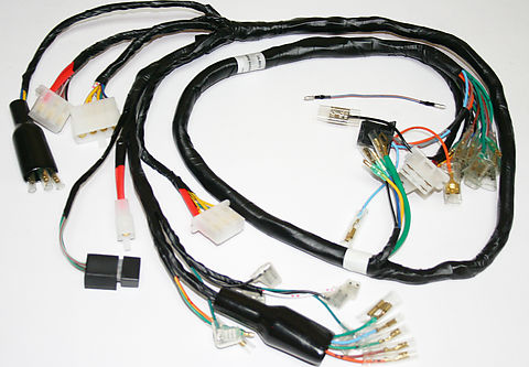 Wiring Harnesses and Charging System Parts - Electrical - Products