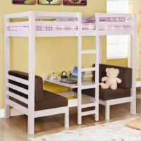 Elegant, Fun, and Unique Bunk Bed Designs