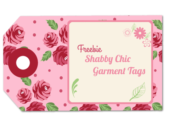 Free Printable Download   More Shabby Chic Elements
