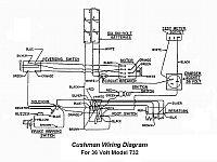 1974 cushman ledningsdiagram
