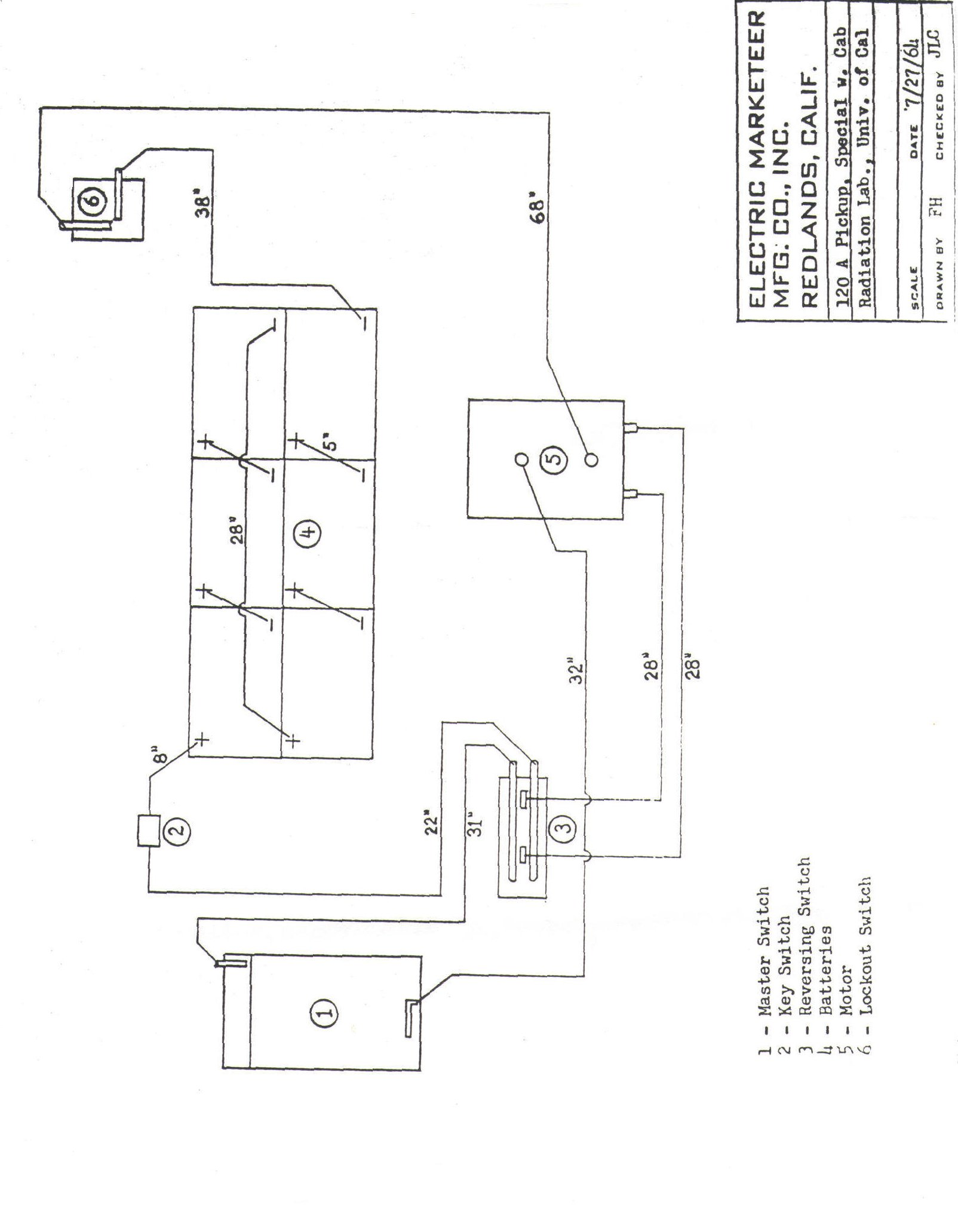 westinghouse golf cart wiring diagram on vintage wiring parts