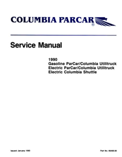 1986 Par Car Wiring Diagram - Wiring Diagrams