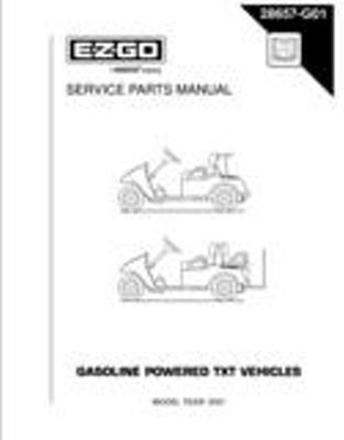 Manuals  Publications - Vintage Golf Cart Parts Inc