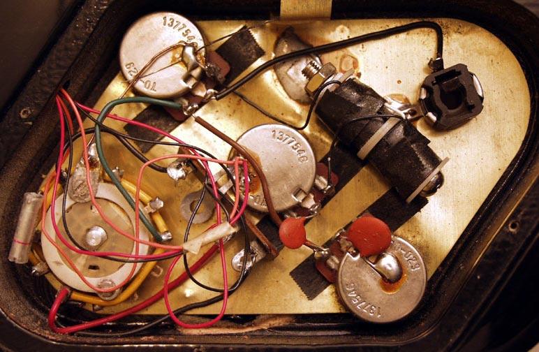 Gibson L6-S schematics  parts lists \u003e\u003e Vintage Guitar and Bass