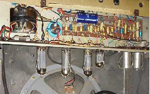 Selmer Amplifier Schematic Wiring Diagrams