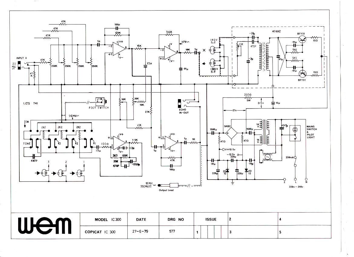 100 W Inverter Circuit Diagram Wem Copicat Ic 300 Schematic