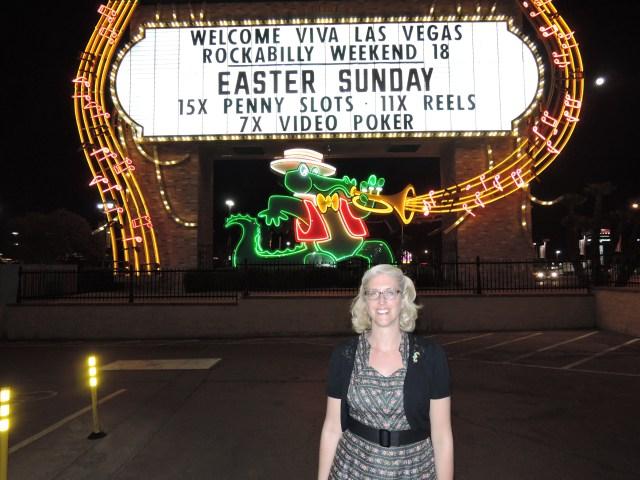Viva Las Vegas Rockabilly Weekend 18, 2015
