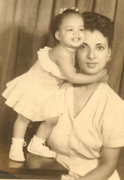 Mother and Child - 1948