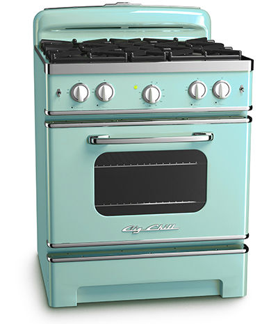 Big Chill Retro Stove