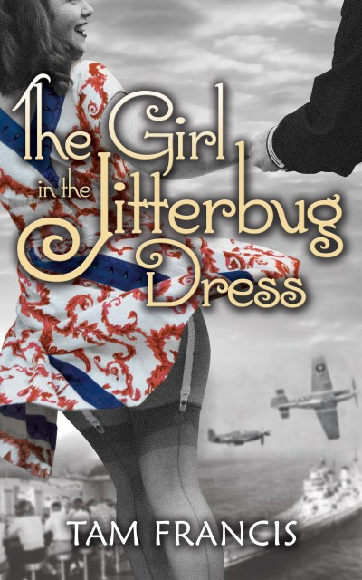 The Girl in the Jitterbug Dress
