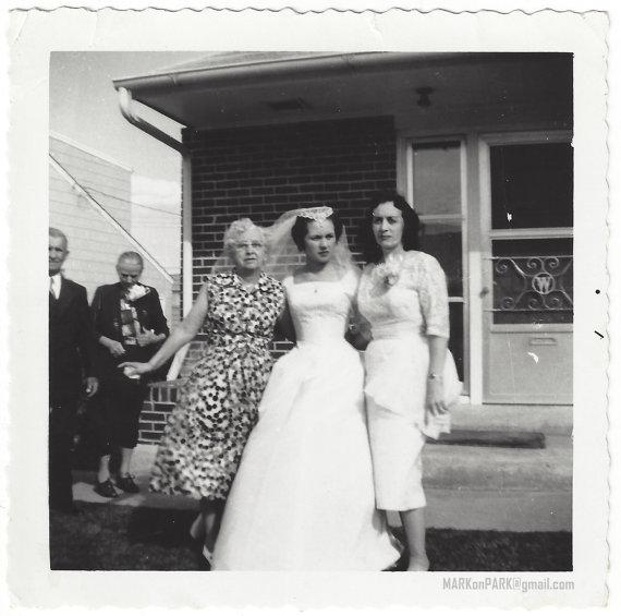 1950s-wedding-photo-black-and-white