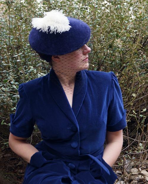Tanith Rowan Blogger and hat Maker