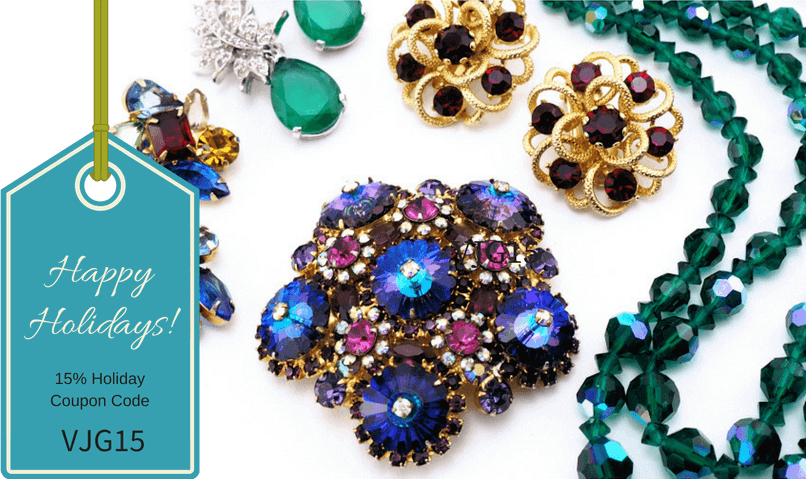Shop the Vintage Jewelry Collection