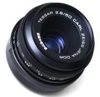 CARL ZEISS 50mm F/2.8 on Ebay