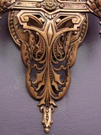 vintage art nouveau sconces | antique art nouveau lighting