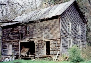 Antique Hand Hewn Log Cabins And Chestnut Barn Siding From