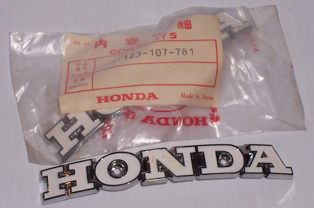 Vintage Motorsports - Honda ATC 90 Parts - Body and Cosmetic Components