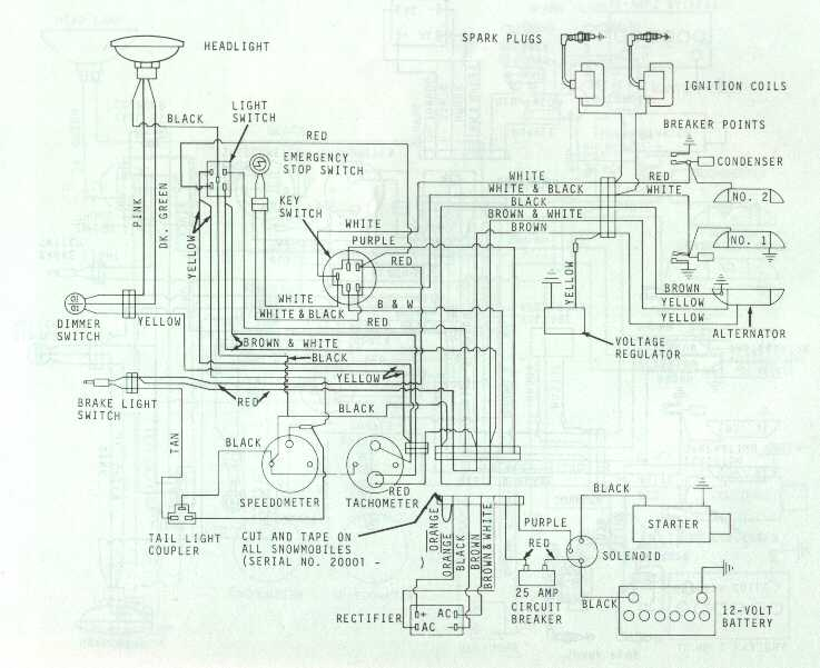 Spitfire Wire Harness Diagram Wiring Diagram
