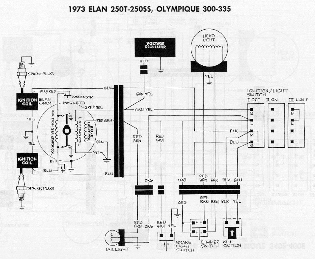 2003 ski doo wiring schematic